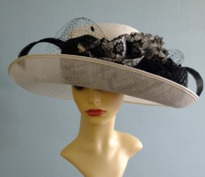 Mother of the Bride's Hats   JUNE
